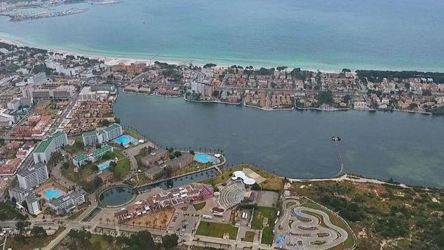Mit Ruderbooten will Alcúdia seine Seen attraktiver machen