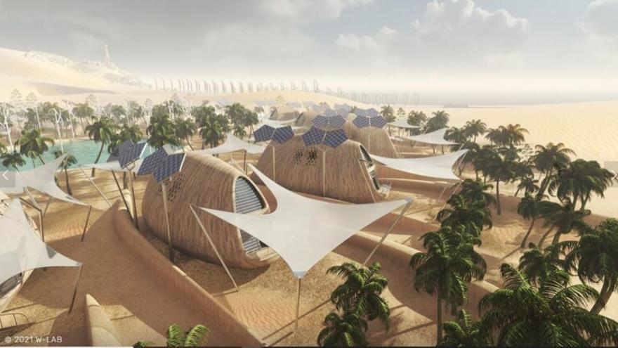 Así serán las viviendas en la era del cambio climático
