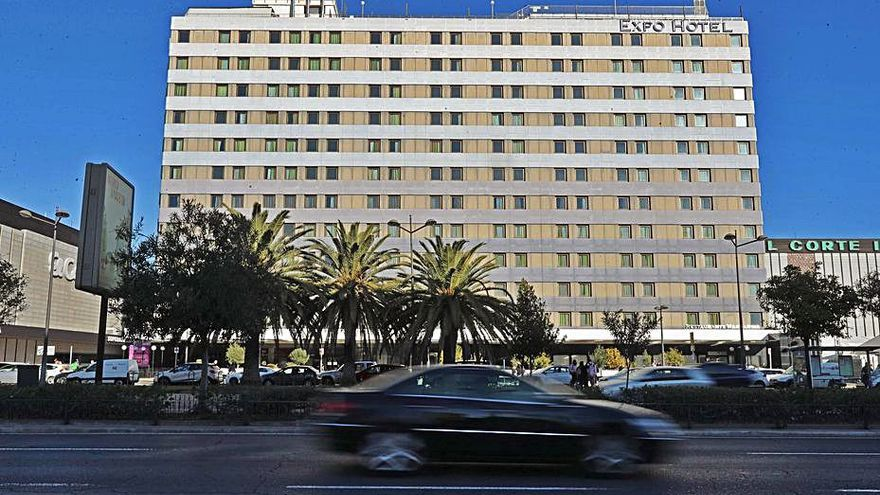 Tres grupos compiten por los activos de la cadena de Expo Hotel