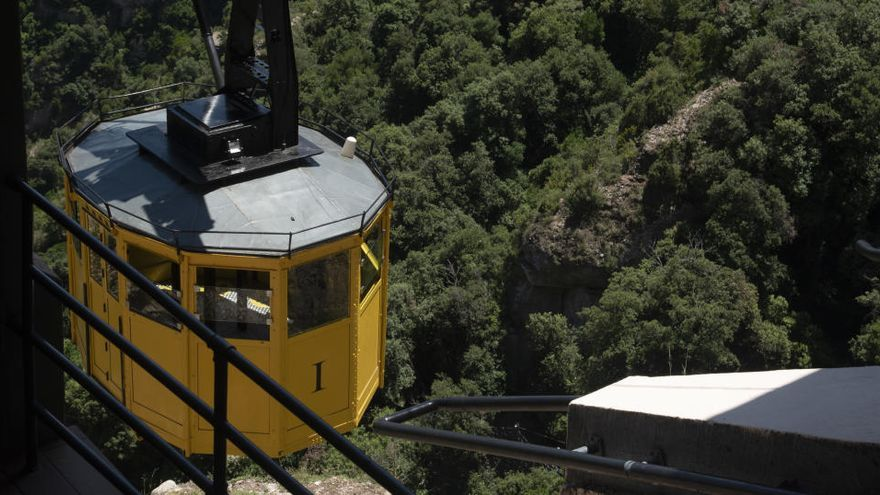 L'Aeri de Montserrat reobre aquest divendres amb el certificat Safe Tourism