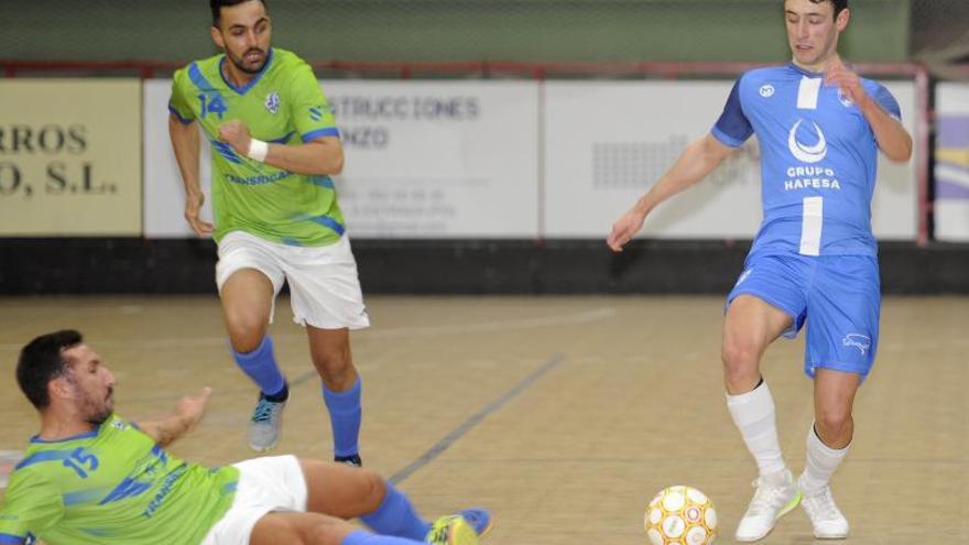 Remontada épica del A Estrada Futsal