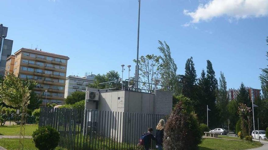 El ruido urbano está por debajo de la media de las ciudades gallegas y no llega a 60 decibelios