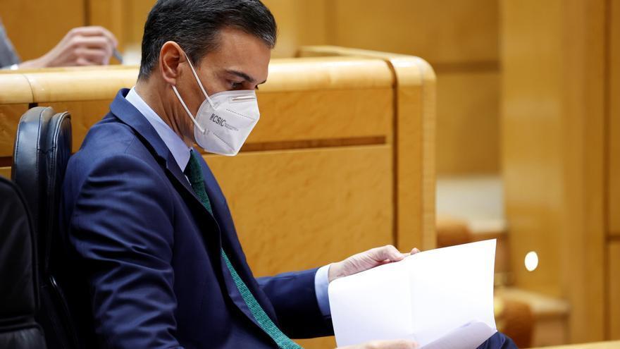 Pedro Sánchez envía una carta de apoyo al menor que sufrió una agresión homófoba en Murcia