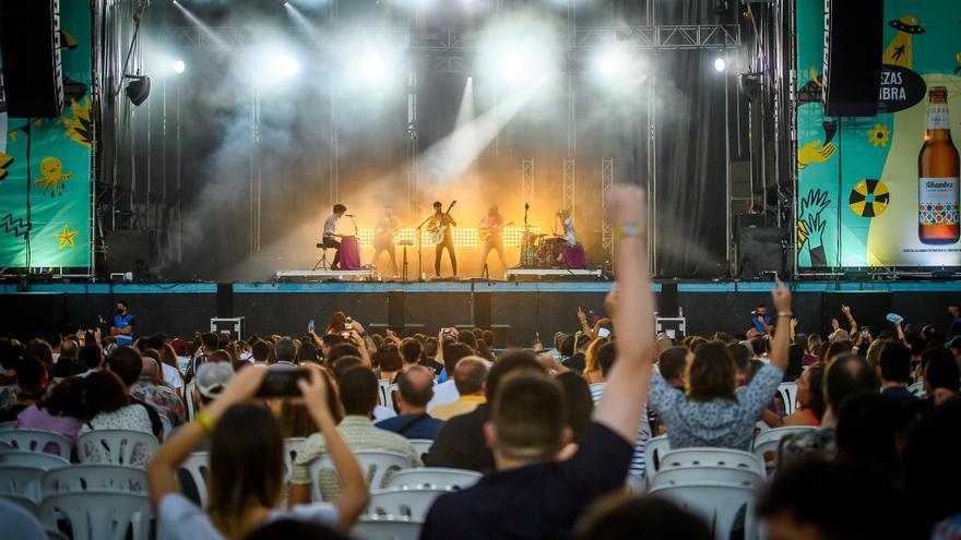 Las imágenes del festival indie en Málaga Oh See!