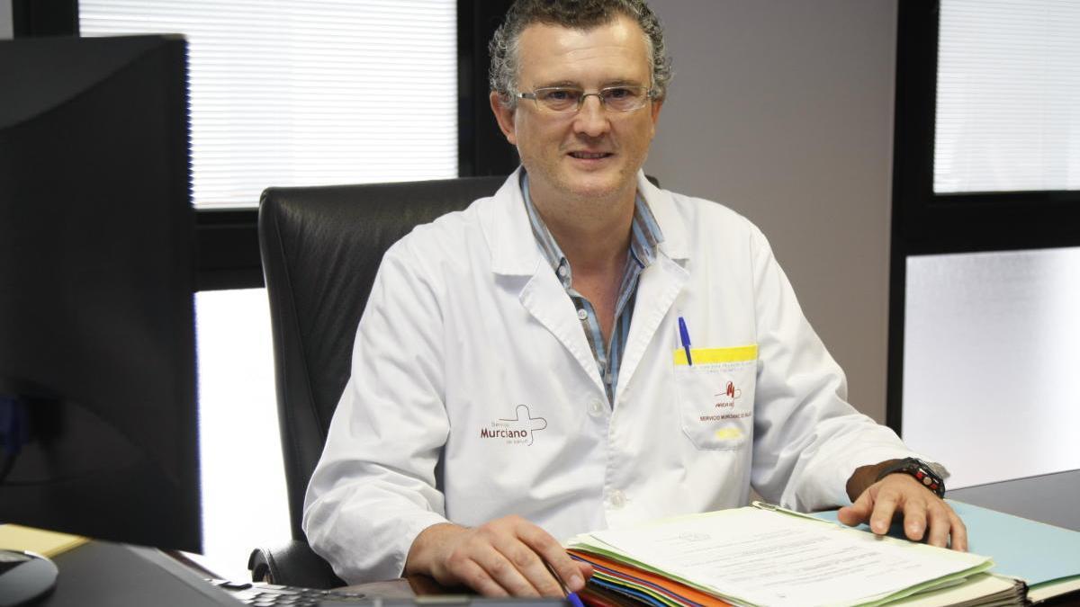 Juan José Pedreño Planes, nuevo consejero de Salud de la Región de Murcia.