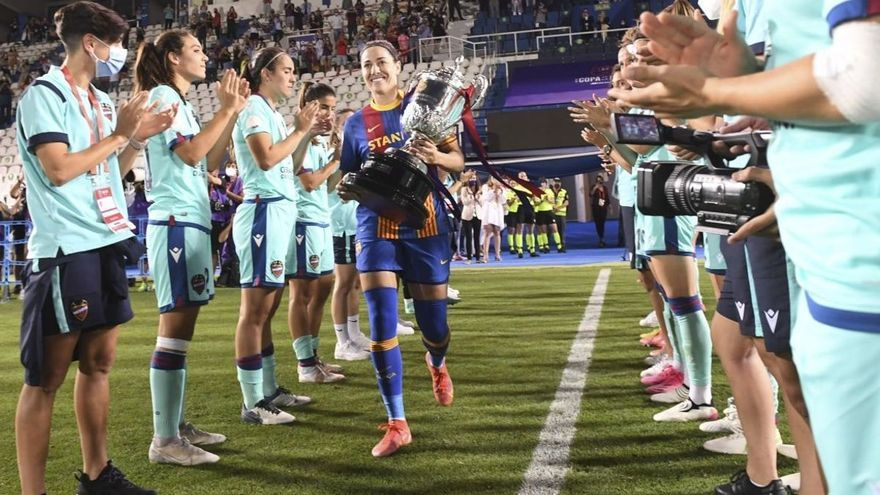 """Vicky Losada: """"La Reina debería asistir a la Copa de la Reina, que por eso lleva su nombre"""""""