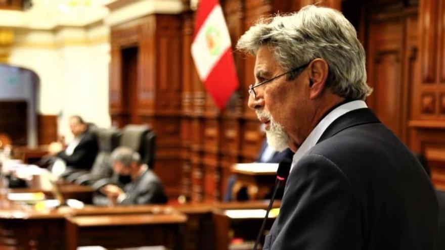 El liberal Sagasti será el próximo presidente de Perú