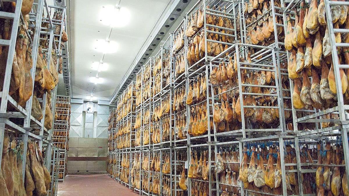 El jamón Duroc 100% de Prolongo no puede faltar en las mesas de los malagueños en las próximas celebraciones navideñas.