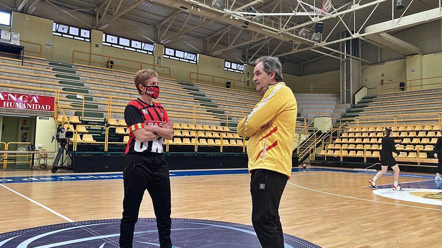 L'Spar Girona incorpora dues peces noves al cos tècnic