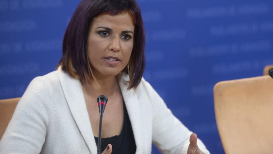 Teresa Rodríguez pide al presidente que se baje el sueldo