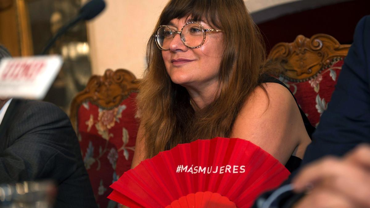 La cineasta catalana Isabel Coixet.