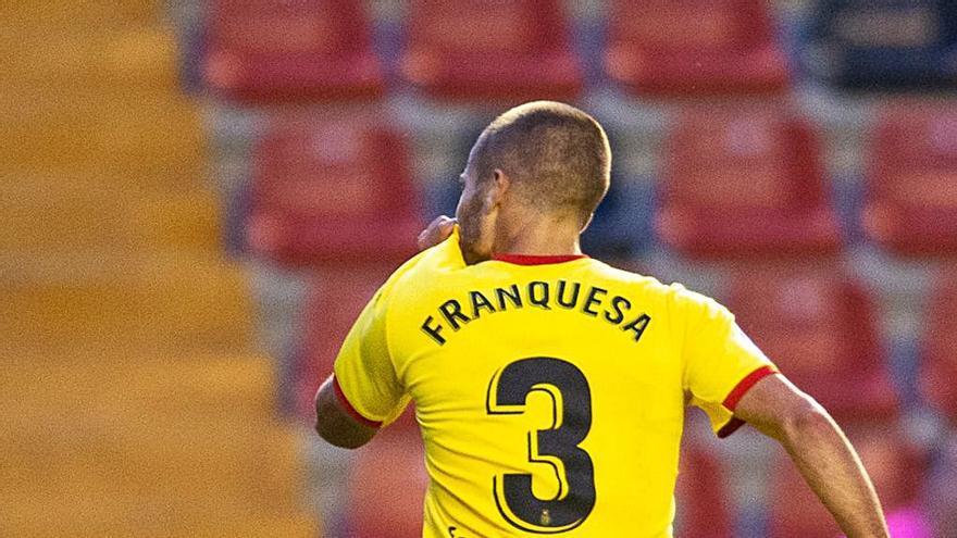 Francisco: «L'eliminatòria encara està oberta»