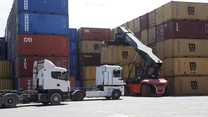 Castellón exporta más que nunca pese a la ralentización y la crisis citrícola