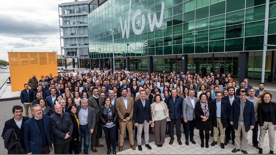 El Comité de Dirección de BBVA España se reúne en Málaga