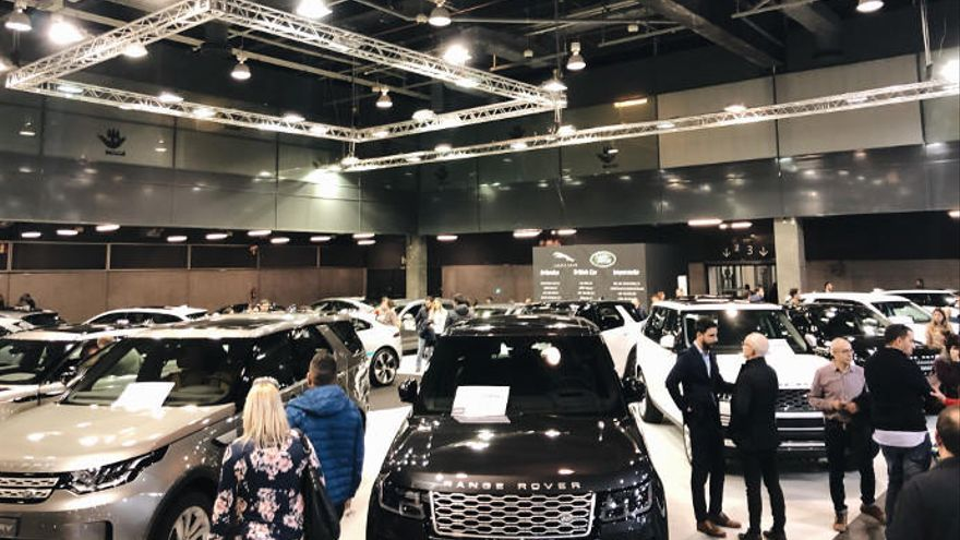 El Grupo Ibérica prepara ya la XXII Feria del Automóvil