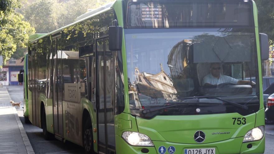 Aucorsa refuerza las líneas de Cerro Muriano y Trassierra durante Semana Santa