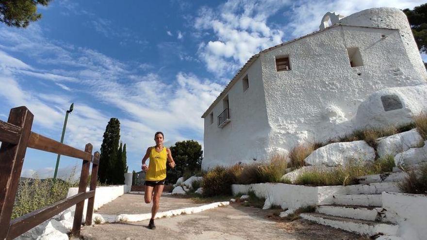 Dos runners recorren en 12 días los 500 km de la ruta del Meridiano 0... desde Pirineos al Grau de Castelló