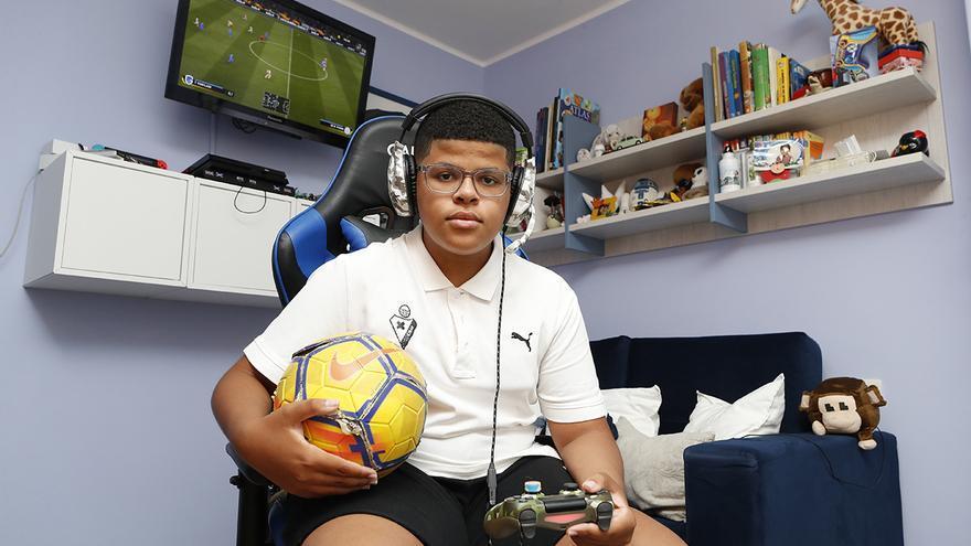 El récord Guinness que quiere batir desde hoy un vigués de 15 años