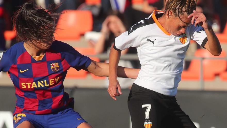 El Real Madrid - Barcelona se disputará en la primera jornada de la liga Iberdrola