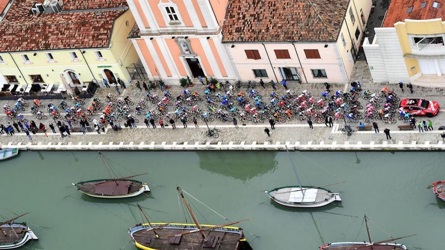 Las imágenes de la 12ª etapa del Giro de Italia
