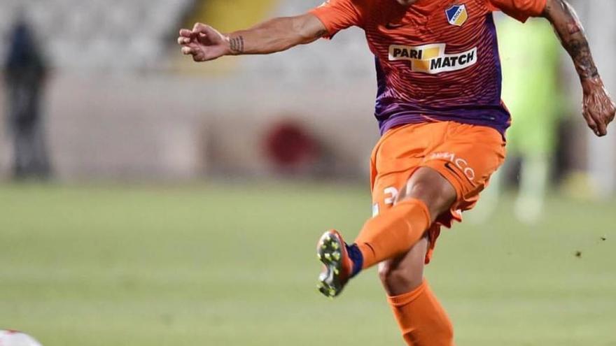 El desafío de Roberto Lago en la Champions League