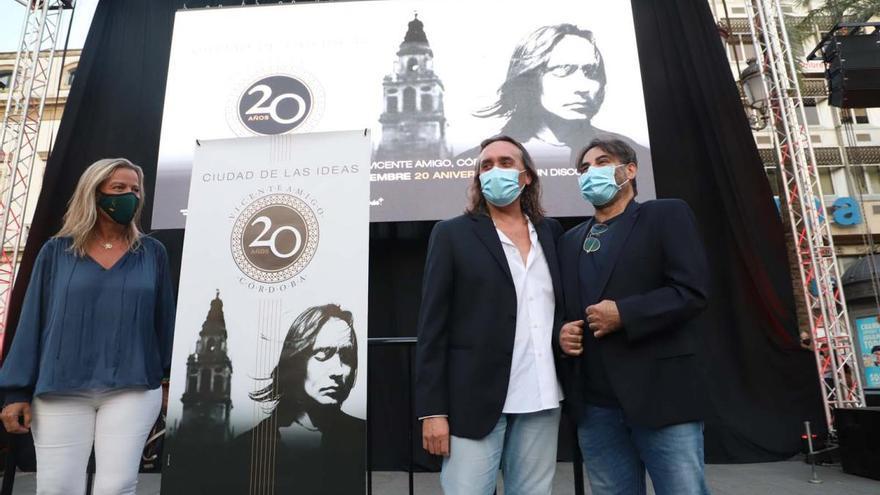 20 años de la 'Ciudad de las ideas' de Vicente Amigo