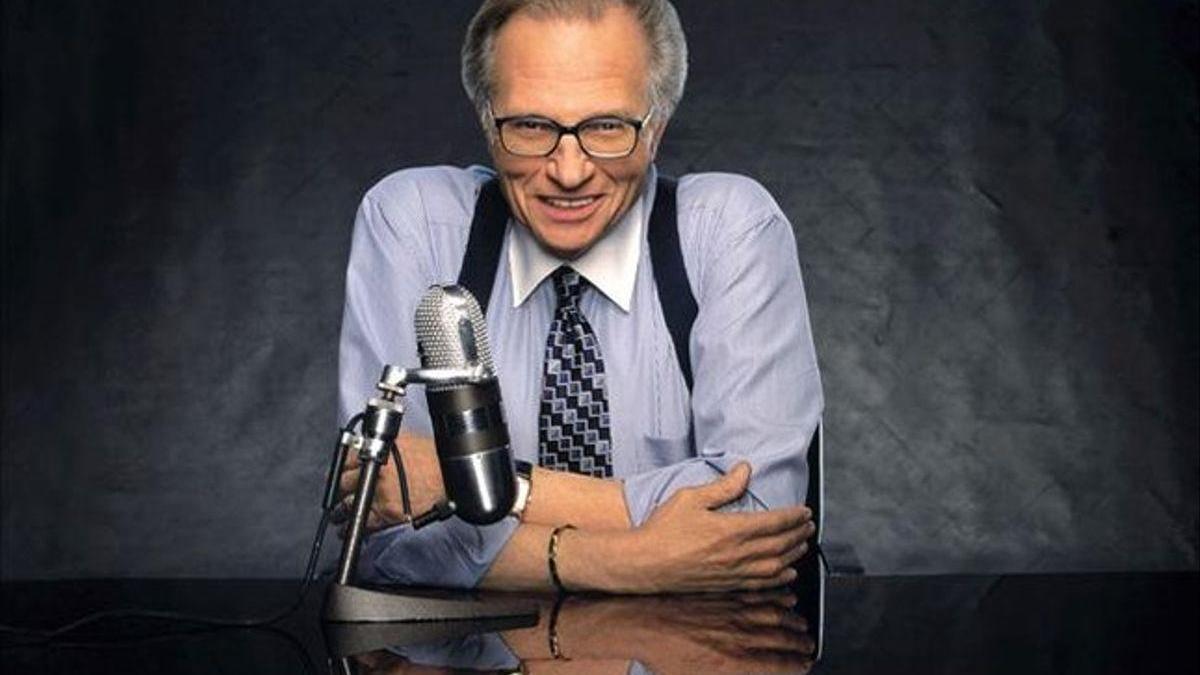 Muere el presentador estadounidense Larry King a los 87 años