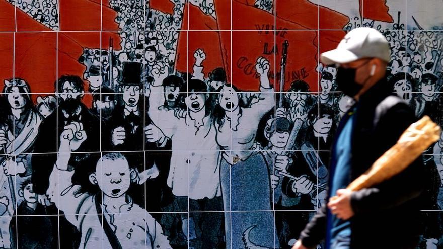 Elecciones 4-M en Vallecas: batalla en la Pequeña Rusia