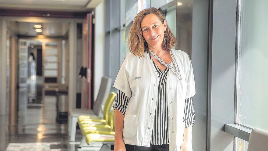 Isabel Flórez: «Hemos visto cincuenta intentos de suicidio en menores desde agosto» en Baleares