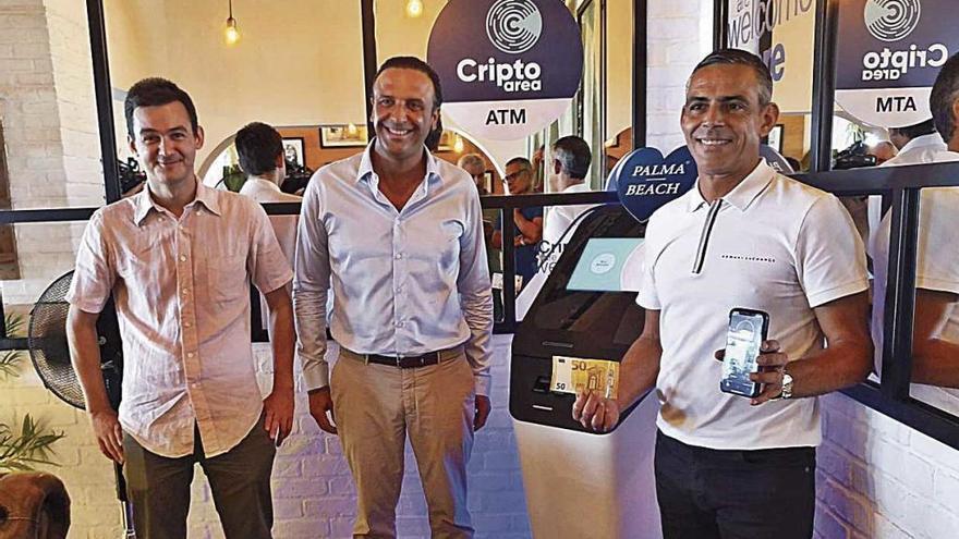 El cajero de criptomoneda más moderno del mundo está en Palma