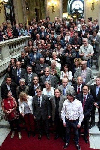 El Parlament aprova la creació de la comarca del Moianès