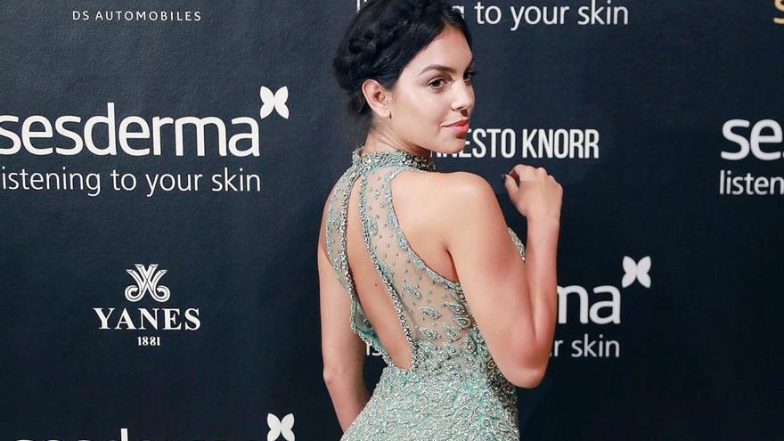 Georgina Rodríguez presume de curvas y revoluciona las redes