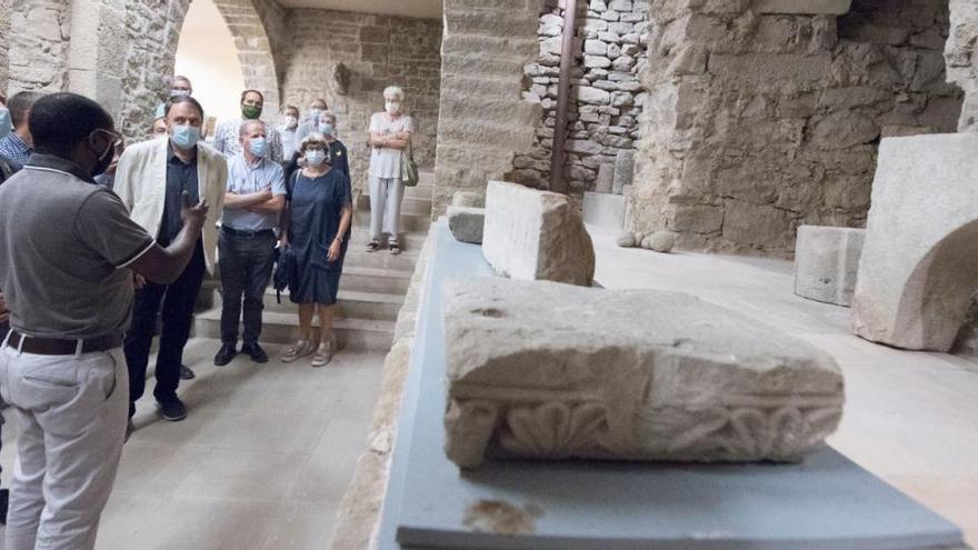 El Bisbat de Vic promou la descoberta del llegat de l'abat Oliba