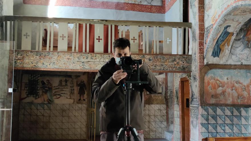 La Cerdanya digitalitza el seu patrimoni local per oferir visites virtuals en 360 graus