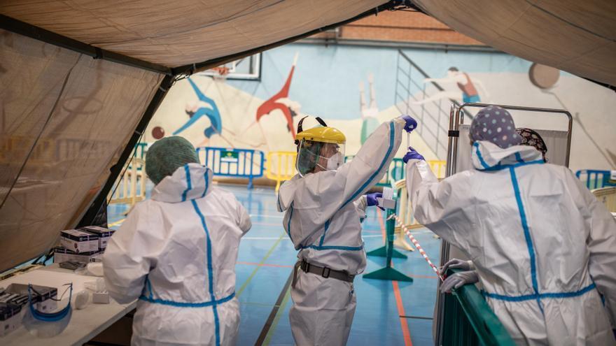 Zamora, provincia con menos contagios pero donde más se acelera el virus