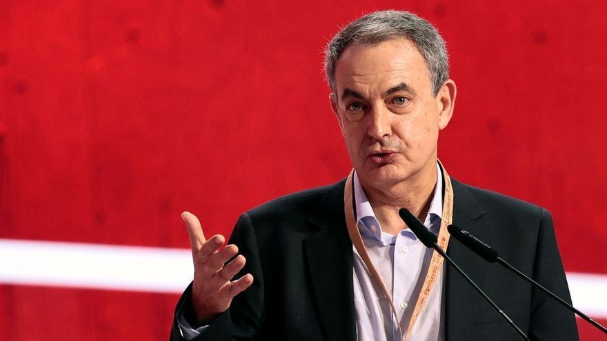 """Zapatero defiende el derecho """"a no ser esclavizado"""" con la prostitución"""