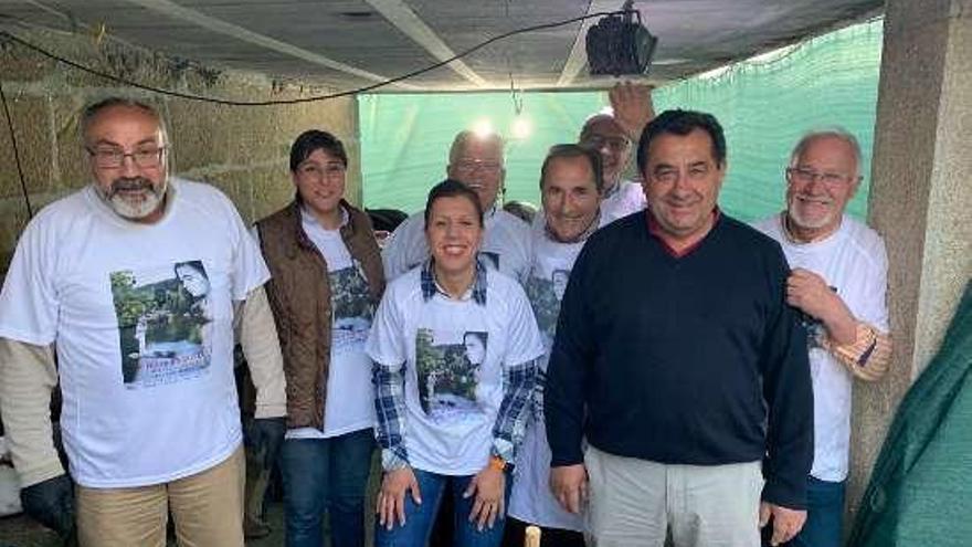 Amigos da Troita deja las degustaciones en el rural molesta con la actitud de Díaz