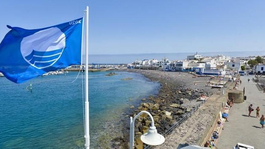 Gran Canaria mantiene sus 15 playas con bandera azul en este 2021