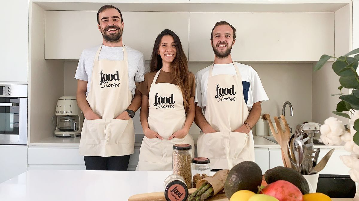 Los fundadores de FoodStories