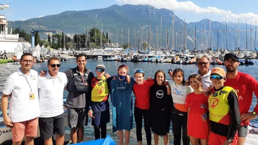 El club de vela La Ballena Alegre organitzarà el Campionat de Món d'Optimist de 2023
