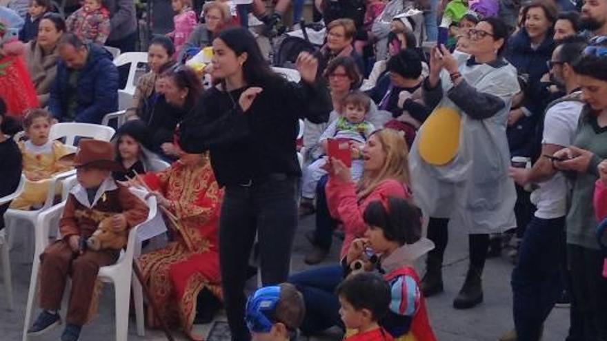 El CRA de Petrés y la escuela de música celebraron Carnaval