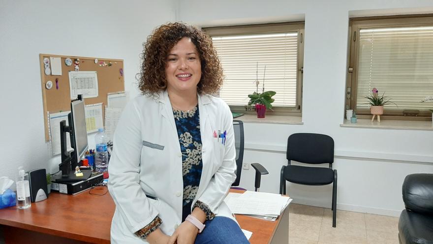 Carolina Garrido, nueva subdirectora de Enfermería del Hospital General de Elche