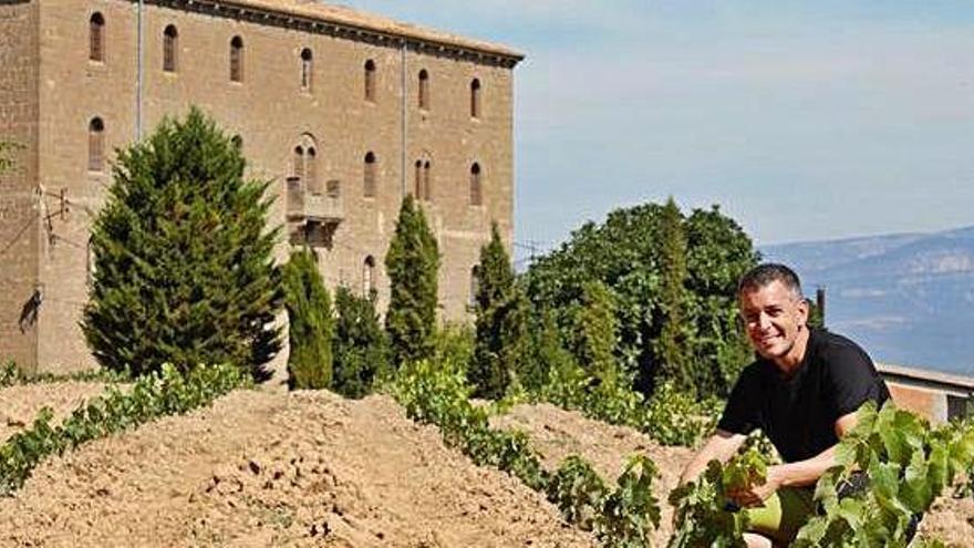 El projecte nou Vinyes del Solsonès neix a l'entorn del santuari del Miracle