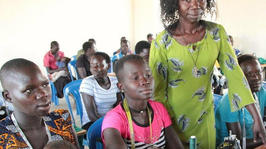El Col·legi Salesià Sant Joan Bosco estrena un documental sobre el refugiats a Uganda