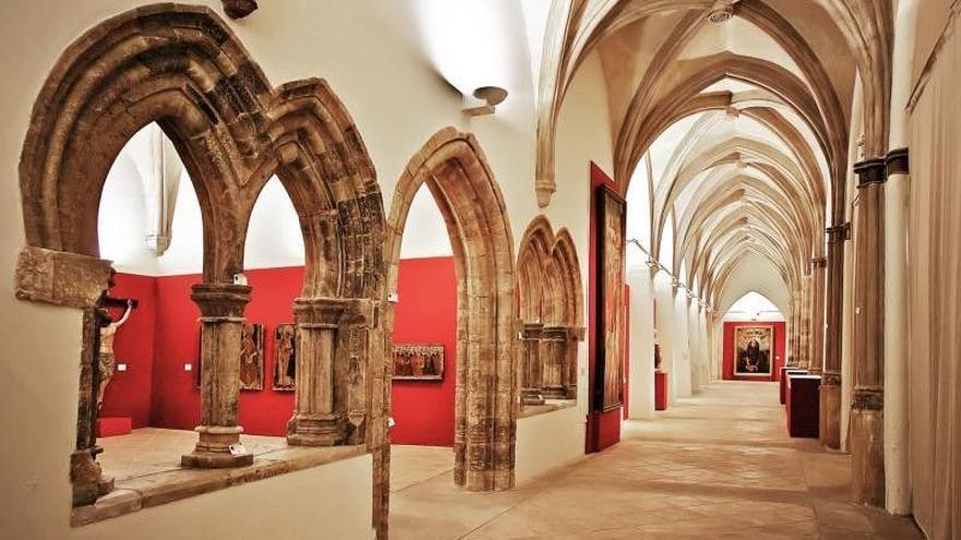 Comienza la rehabilitación del claustro de la Colegiata de Santa María de Calatayud