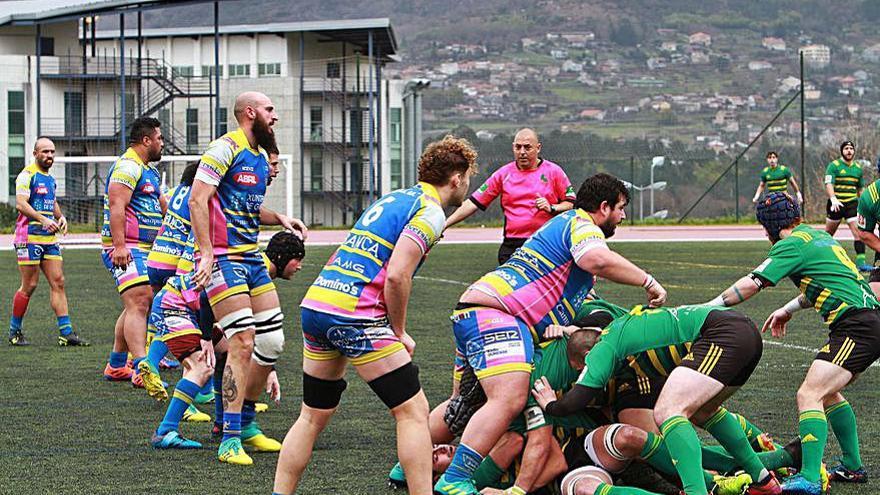 El rugby regresa a As Lagoas este domingo