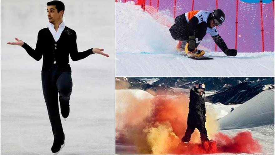 Tres opciones de medalla para España en los Juegos Olímpicos de Invierno