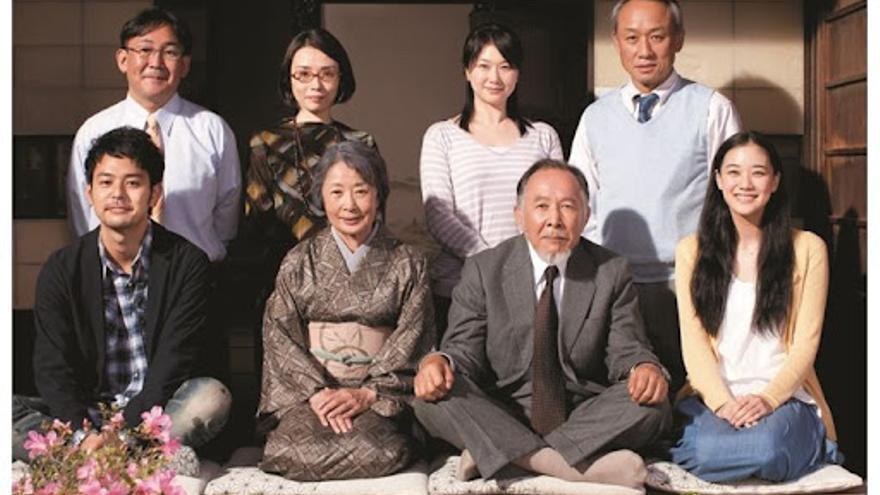 Cine Japonés - Una Familia en Tokio