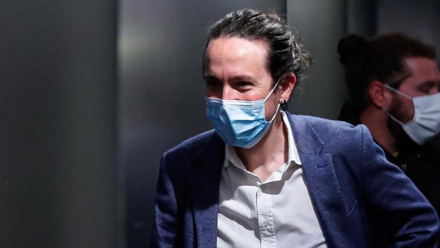 Iglesias avisa al PP de que el Gobierno reformará la ley si continúa el bloqueo del CGPJ