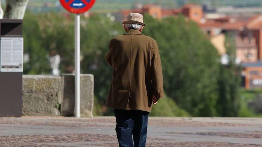 """Los pensionistas zamoranos recibirán una """"extra"""" de 62 euros en julio por los atrasos de este año"""